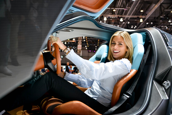 Marta Rovatti Studihrad, Geneva International Motor Show, Switzerland, 07/03/2018 14:58:17 Thumbnail