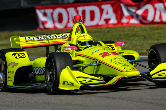 Andy Clary, Honda Indy 200, United States, 28/07/2018 10:18:01 Thumbnail