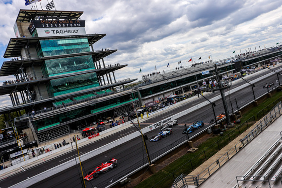 Andy Clary, INDYCAR Harvest GP Race 2, United States, 03/10/2020 14:31:29 Thumbnail