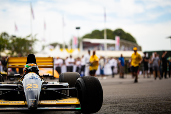 Shivraj Gohil, Goodwood Festival of Speed, UK, 05/07/2019 15:47:34 Thumbnail