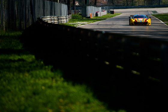 Lou Johnson, ELMS Prologue, Italy, 28/03/2017 10:18:45 Thumbnail