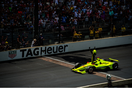 Peter Minnig, Indianapolis 500, United States, 26/05/2019 16:00:00 Thumbnail