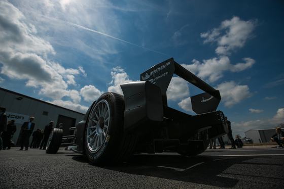 Shivraj Gohil, Formula E Launch Day, UK, 15/05/2014 13:40:00 Thumbnail