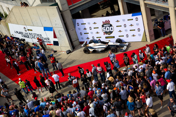 Peter Minnig, Indianapolis 500, United States, 26/05/2019 10:02:50 Thumbnail