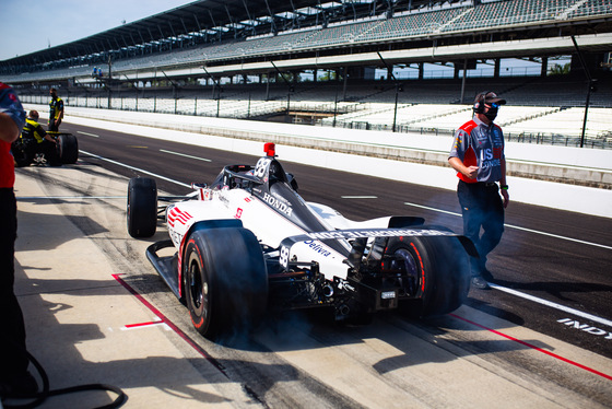 Kenneth Midgett, 104th Running of the Indianapolis 500, United States, 13/08/2020 10:05:56 Thumbnail