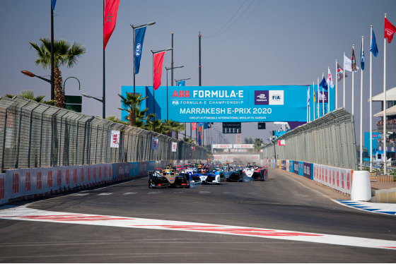 Peter Minnig, Marrakesh E-Prix, Morocco, 29/02/2020 15:03:57 Thumbnail
