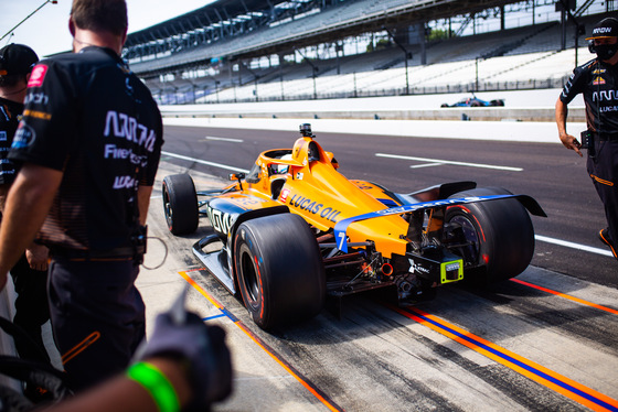 Kenneth Midgett, 104th Running of the Indianapolis 500, United States, 13/08/2020 10:39:30 Thumbnail