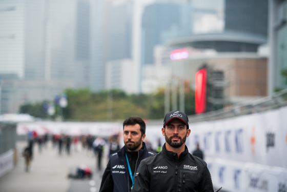 Lou Johnson, Hong Kong ePrix, Hong Kong, 09/03/2019 09:14:02 Thumbnail