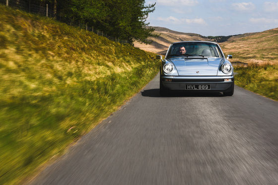 Dan Bathie, Electric Porsche 911 photoshoot, UK, 03/05/2017 11:46:22 Thumbnail