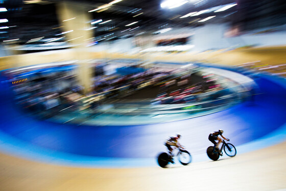 British Cycling National Omnium Championships 2018 Album Cover Photo