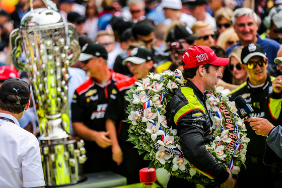 Andy Clary, Indianapolis 500, United States, 26/05/2019 16:08:35 Thumbnail