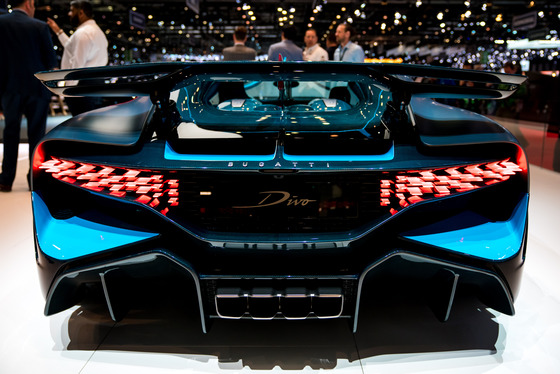Dan Bathie, Geneva International Motor Show, Switzerland, 06/03/2019 11:09:55 Thumbnail