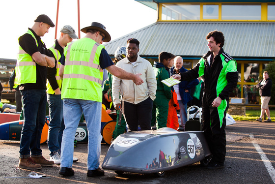 Tom Loomes, Greenpower - Castle Combe, UK, 17/09/2017 08:20:38 Thumbnail
