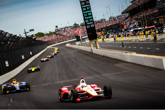 Andy Clary, Indianapolis 500, United States, 26/05/2019 13:11:08 Thumbnail