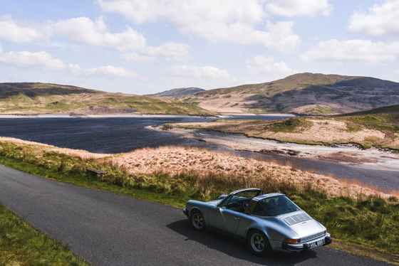 Dan Bathie, Electric Porsche 911 photoshoot, UK, 03/05/2017 11:40:50 Thumbnail