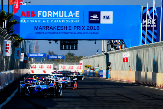 Lou Johnson, Marrakesh ePrix, Morocco, 13/01/2018 16:05:46 Thumbnail