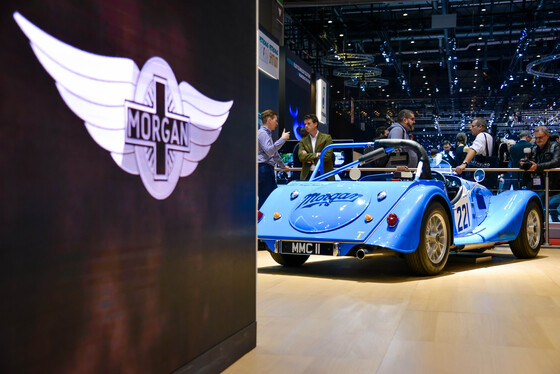 Marta Rovatti Studihrad, Geneva International Motor Show, Switzerland, 06/03/2018 14:10:32 Thumbnail