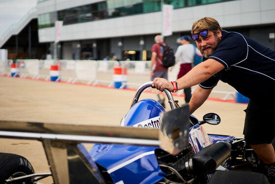James Lynch, Silverstone Classic, UK, 26/07/2019 10:38:03 Thumbnail