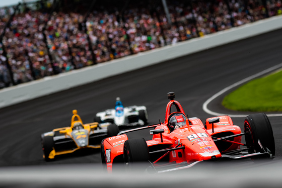 Andy Clary, Indianapolis 500, United States, 26/05/2019 13:00:23 Thumbnail