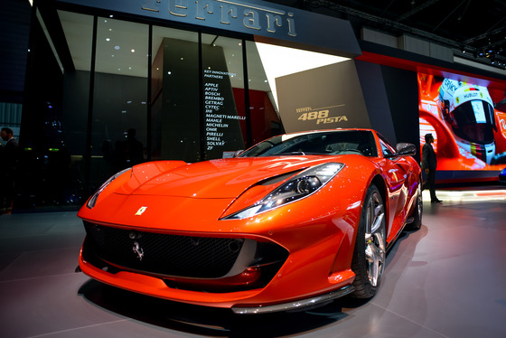 Marta Rovatti Studihrad, Geneva International Motor Show, Switzerland, 07/03/2018 17:00:36 Thumbnail