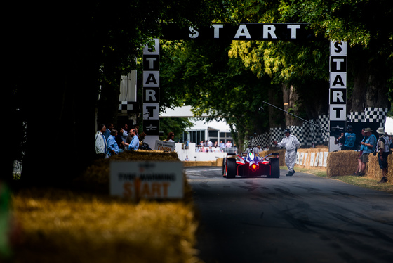 Lou Johnson, Goodwood Festival of Speed, UK, 05/07/2019 13:06:04 Thumbnail
