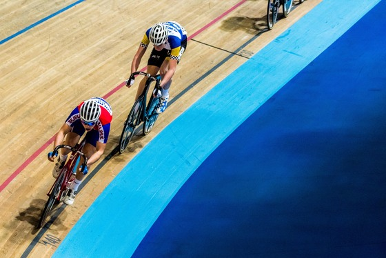 Helen Olden, British Cycling National Omnium Championships, UK, 17/02/2018 13:37:49 Thumbnail