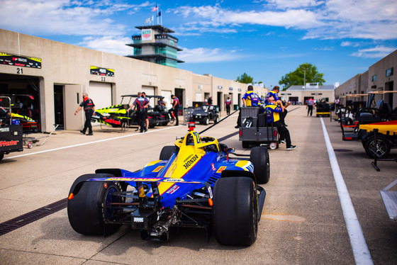 Kenneth Midgett, 104th Running of the Indianapolis 500, United States, 14/08/2020 09:40:22 Thumbnail