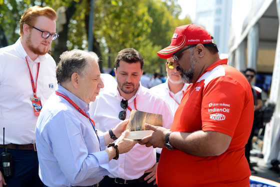 Lou Johnson, Santiago ePrix, Chile, 03/02/2018 11:44:05 Thumbnail