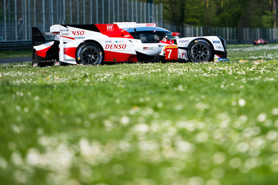 Lou Johnson, WEC Prologue, Italy, 01/04/2017 14:25:31 Thumbnail