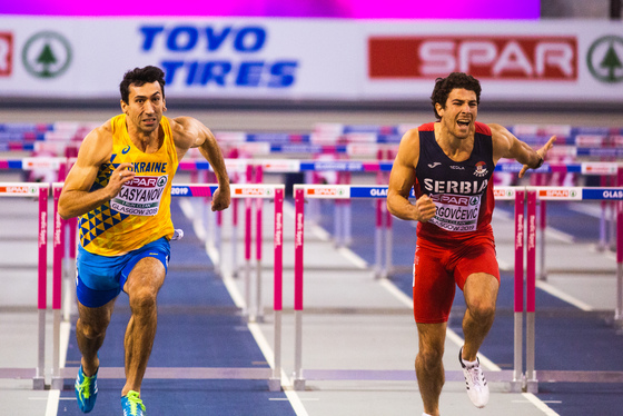Adam Pigott, European Indoor Athletics Championships, UK, 02/03/2019 13:11:18 Thumbnail