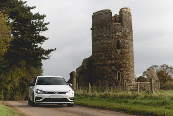 Jamie Sheldrick, Volkswagen Golf R, UK, 30/10/2017 10:30:20 Thumbnail