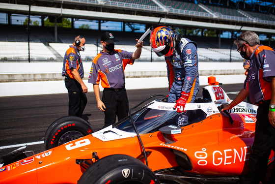 Kenneth Midgett, 104th Running of the Indianapolis 500, United States, 13/08/2020 09:55:13 Thumbnail