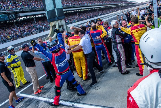 Andy Clary, Indianapolis 500, United States, 28/05/2017 15:49:47 Thumbnail