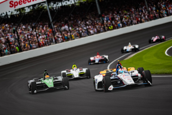 Andy Clary, Indianapolis 500, United States, 26/05/2019 12:48:45 Thumbnail