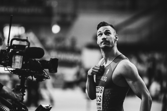 Adam Pigott, European Indoor Athletics Championships, UK, 02/03/2019 13:11:37 Thumbnail