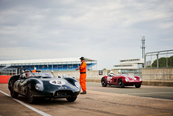 James Lynch, Silverstone Classic, UK, 26/07/2019 10:01:19 Thumbnail