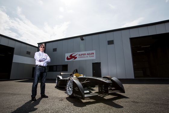 Shivraj Gohil, Formula E Launch Day, UK, 15/05/2014 15:11:10 Thumbnail