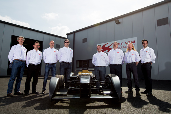 Shivraj Gohil, Formula E Launch Day, UK, 15/05/2014 15:20:59 Thumbnail