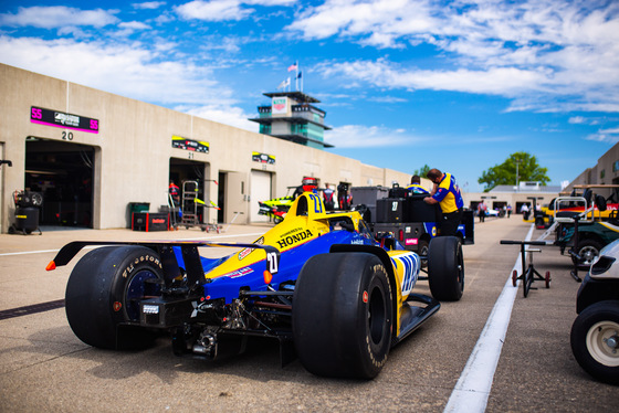 Kenneth Midgett, 104th Running of the Indianapolis 500, United States, 14/08/2020 09:38:53 Thumbnail