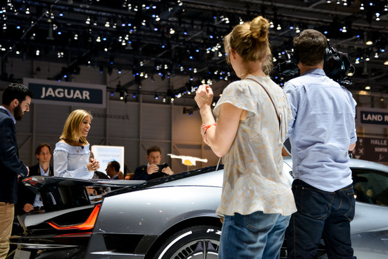 Marta Rovatti Studihrad, Geneva International Motor Show, Switzerland, 07/03/2018 15:03:29 Thumbnail