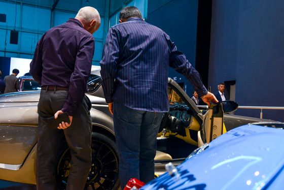 Marta Rovatti Studihrad, Geneva International Motor Show, Switzerland, 06/03/2018 15:16:08 Thumbnail