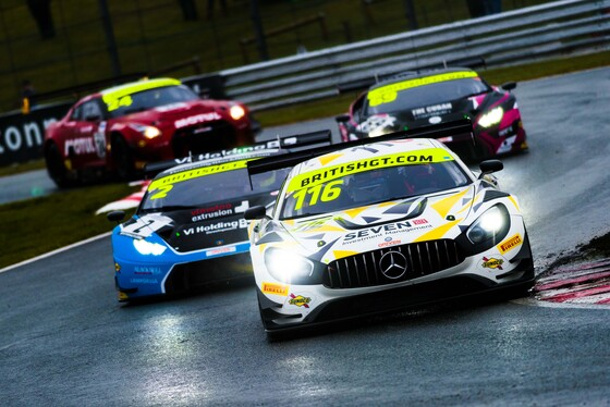 Jamie Sheldrick, British GT Rounds 1-2, UK, 02/04/2018 12:11:08 Thumbnail