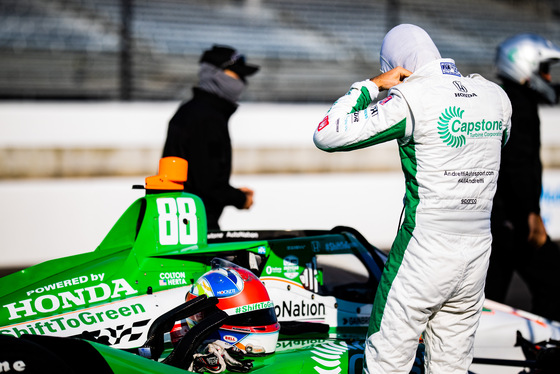 Andy Clary, INDYCAR Harvest GP Race 2, United States, 03/10/2020 10:12:40 Thumbnail