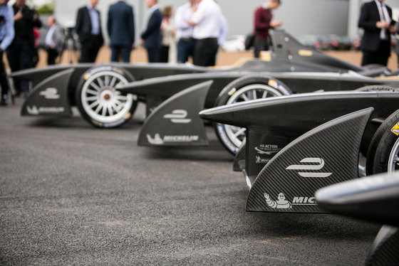Shivraj Gohil, Formula E Launch Day, UK, 15/05/2014 12:10:35 Thumbnail