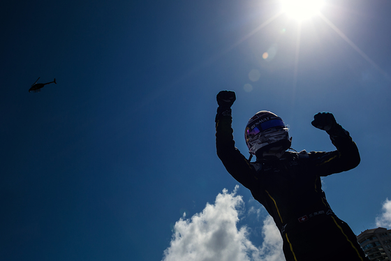 FIA Formula E: Punta del Este 2014 Album Cover Photo