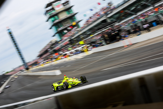 Andy Clary, Indianapolis 500, United States, 26/05/2019 13:12:01 Thumbnail