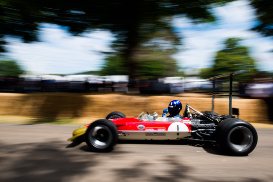 Lou Johnson, Goodwood Festival of Speed, UK, 05/07/2019 12:40:22 Thumbnail