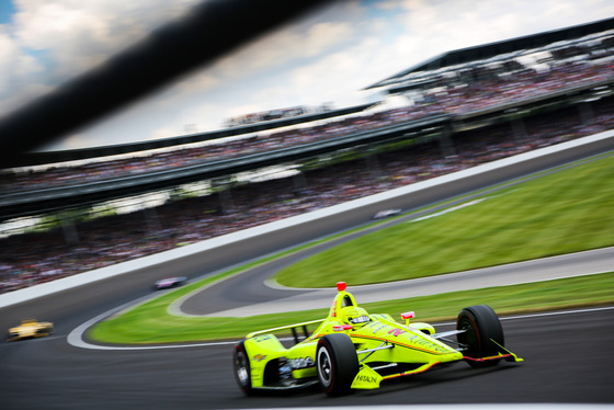 Andy Clary, Indianapolis 500, United States, 27/05/2018 12:48:56 Thumbnail