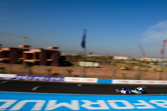 Lou Johnson, Marrakesh E-Prix, Morocco, 01/03/2020 10:19:26 Thumbnail