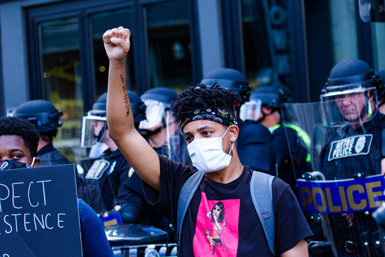 Kenneth Midgett, Black Lives Matter Protest, United States, 05/06/2020 16:42:15 Thumbnail